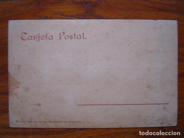 Postales: POSTAL ROMANTICA LETRAS / NUMEROS - Con la letra T - con purpurina - sin circular, sin dividir - Foto 2 - 85873940