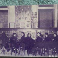 Postales: POSTAL TRABAJADORAS DE LA TELEFÓNICA / 1924 - 1974 / SELLADA. Lote 87118984