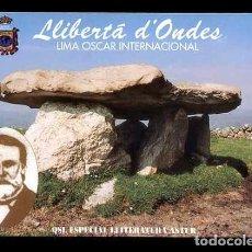 Cartes Postales: ESPAÑA. RADIOAFICIONADO *QSL ESPECIAL LITERATURA ASTURIANA...* LOTE 9 DIFERENTES. VER DORSOS.. Lote 90841650