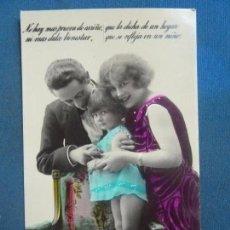 Postales: FOTOGRAFÍA ANTIGUA ORIGINAL. MÁRGARA. AÑO 1934. Lote 94850775
