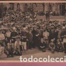 Postales: INTERESANTE POSTAL DEL 5º CONGRESO DE ESPERANTO EN BARCELONA - TIBIDABO 1909 - ELDONEJO Nº 09 34573. Lote 95064711