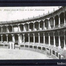 Postales: POSTAL DE RONDA(MALAGA)=ANTIGUA PLAZA DE TOROS DE LA REAL MAESTRANZA=EDICIÓN H.G.C. Nº31-NUEVA .. Lote 95588455