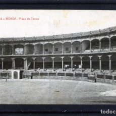 Postales: POSTAL DE RONDA(MALAGA)=PLAZA DE TOROS=EDICIÓN DE FOTOTIPIA THOMAS-SIN CIRCULAR .. Lote 95588655
