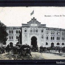 Postales: POSTAL DE MADRID=PLAZA DE TOROS=EDICIÓN FOTOTIPIA I . ROIG-NUEVA SIN CIRCULAR .. Lote 95590147