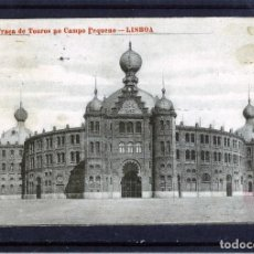 Postales: POSTAL DE LISBOA=PLAZA DE TOROS=EDICIÓN COSTA-ESCRITA REVERSO CIRCULADA Y FRANQUEADA SIN SELLO .. Lote 95591451