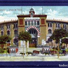 Postales: POSTAL DE BARCELONA=PLAZA DE TOROS LAS ARENAS=NUEVA SIN CIRCULAR .. Lote 95592175
