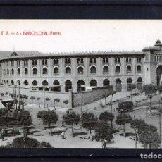 Postales: POSTAL DE BARCELONA=PLAZA DE TOROS LAS ARENAS=EDICIÓN A.T.V.-NUEVA SIN CIRCULAR .. Lote 95592583