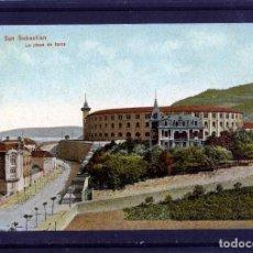 Postales: POSTAL DE SANSEBASTIAN=PLAZA DE TOROS=EDICIÓN ALEMANA AÑO 1907-NUEVA SIN CIRCULAR .. Lote 95593415