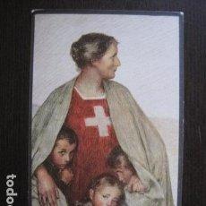 Postales: POSTAL ANTIGUA -ENTERO POSTAL SUIZA - FIESTA NACIONAL - 1917 - VER REVERSO - (50.580). Lote 100539463