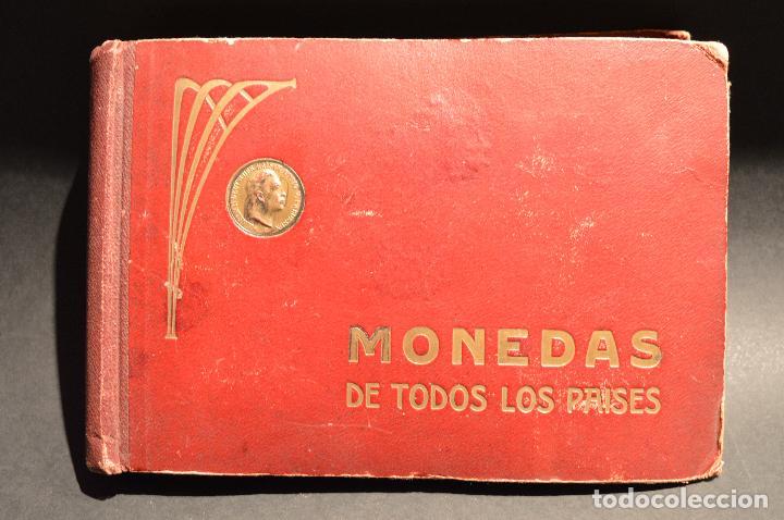 Postales: MONEDAS DE TODOS LOS PAISES 1920 COLECCIÓN 44 CARTA POSTAL GOFRADAS CATALOGO NUMISMÁTICO - Foto 47 - 103162071