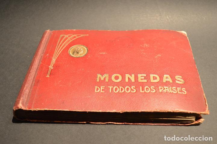 Postales: MONEDAS DE TODOS LOS PAISES 1920 COLECCIÓN 44 CARTA POSTAL GOFRADAS CATALOGO NUMISMÁTICO - Foto 49 - 103162071