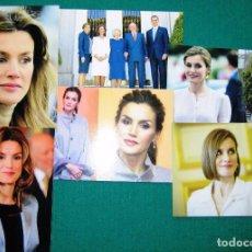 Postales: 6 POSTALES DE LA FAMILIA REAL ESPAÑOLA.. Lote 103303535