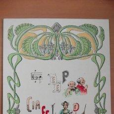 Postales: POSTAL SERIE CALLEJA JEROGLIFICOS Nº 2 REVERSO SIN DIVIDIR - PERFECTA CONSERVACION. Lote 103592147