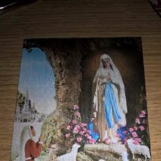 Cartes Postales: POSTAL EN 3 DIMENSIONES. LOURDES. Lote 104318403
