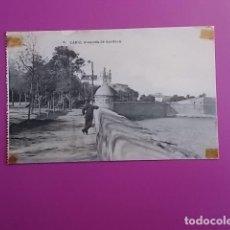 Cartoline: ANTIGUA POSTAL/ CADIZ ALAMADA DE APODACA. Lote 106589379