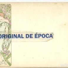 Postales: (PS-54060)POSTAL ILUSTRADA POR MUCHA. Lote 108817927