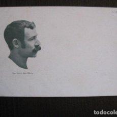 Postales: POSTAL ANTIGUA - MARIANO BENLLIURE - REVERSO SIN DIVIDIR - THOMAS -VER FOTOS-(51.532). Lote 109565751