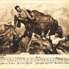 Postales: ANTIGUA TARJETA POSTAL FOTOGRAFIA LUDWIG GUTMANN WIEN IX - 1914 AUSTRIA POSTKARTENVERLAG BRÜDER KOHN. Lote 111864011