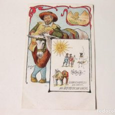 Postales: POSTAL CALLEJA DE LA SERIE DE 50 POSTALES DE JEROGLÍFICOS Nº 369. Nº 19. Lote 112521975