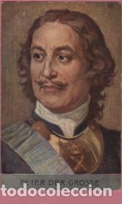 POSTAL - PETER DER GROSSE - DE M.S.FOLGE,30 (Postales - Postales Temáticas - Especiales)