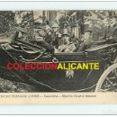 Postales: ALFONSO XIII VISITA A PARÍS - LOTE DE 11 POSTALES ORIGINALES DE LA VISITA REAL 8 DE MAYO 1913. Lote 114838043