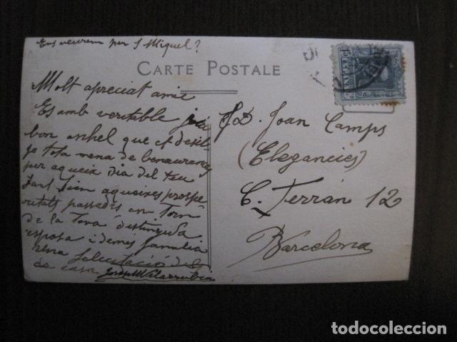 Postales: POSTAL ANTIGUA - INSECTOS - SPHINGID AE - COL·LECIO DE TORRELLEBRETA -VER FOTOS - (52.260) - Foto 2 - 115513387
