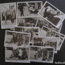 Postales: GUERRA CRISTERA -MEXICO - FUSILAMIENTOS ...-COLECCION 12 POSTALES ANTIGUAS -VER FOTOS-(52.395). Lote 116604647