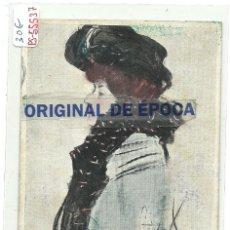 Postales: (PS-55537)POSTAL ILUSTRADA POR RAMON CASAS. Lote 116938215