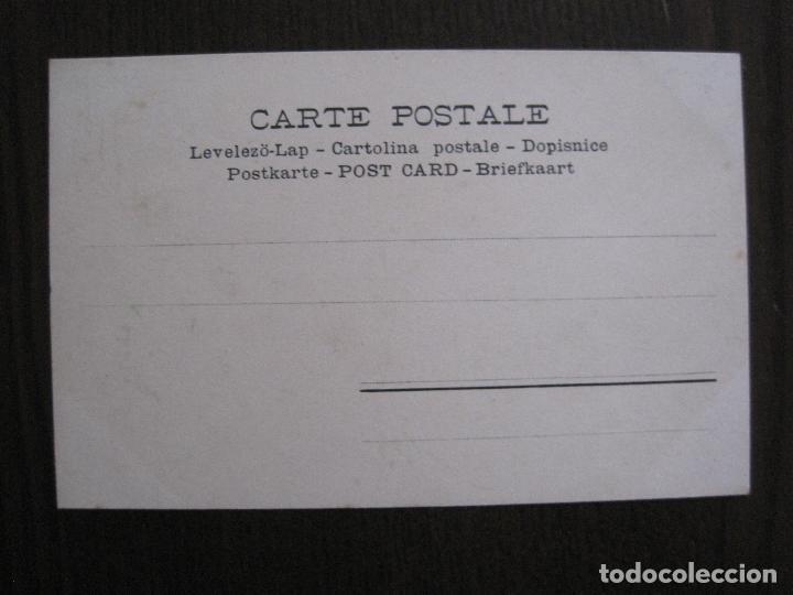 Postales: UTRILLO - MEDIANA ARAGON - POSTAL ANTIGUA - REVERSO SIN DIVIDIR -VER FOTOS-(52.399) - Foto 5 - 117049415