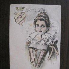 Postales: UTRILLO - MEDIANA ARAGON - POSTAL ANTIGUA - REVERSO SIN DIVIDIR -VER FOTOS-(52.401). Lote 117049707