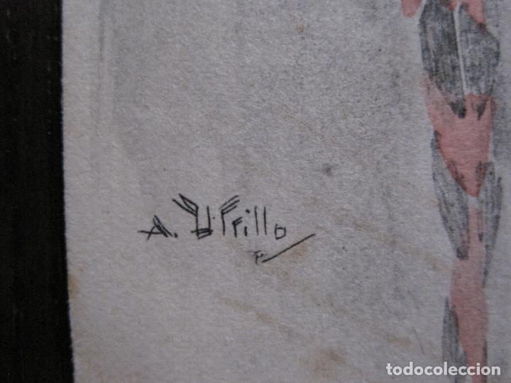 Postales: UTRILLO - MEDIANA ARAGON - POSTAL ANTIGUA - REVERSO SIN DIVIDIR -VER FOTOS-(52.403) - Foto 2 - 117049823
