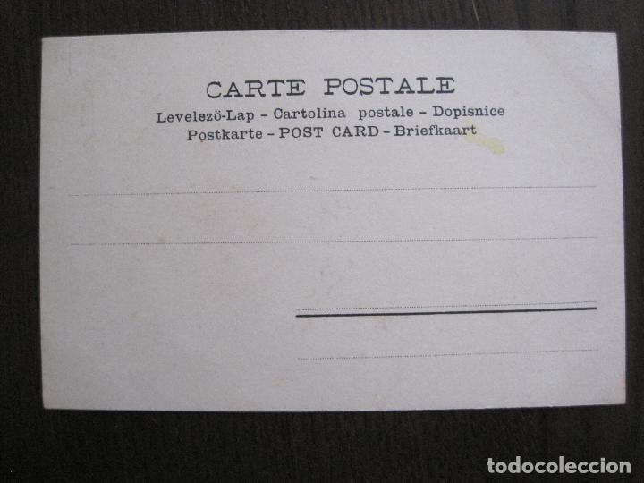 Postales: UTRILLO - MEDIANA ARAGON - POSTAL ANTIGUA - REVERSO SIN DIVIDIR -VER FOTOS-(52.403) - Foto 5 - 117049823