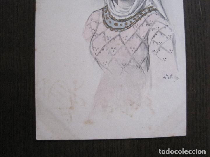 Postales: UTRILLO - MEDIANA ARAGON - POSTAL ANTIGUA - REVERSO SIN DIVIDIR -VER FOTOS-(52.404) - Foto 4 - 117050043