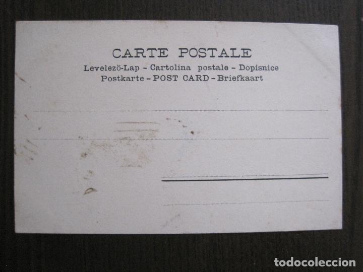 Postales: UTRILLO - MEDIANA ARAGON - POSTAL ANTIGUA - REVERSO SIN DIVIDIR -VER FOTOS-(52.404) - Foto 5 - 117050043