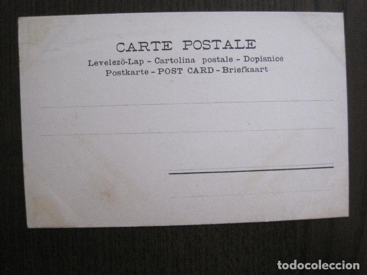 Postales: UTRILLO - MEDIANA ARAGON - POSTAL ANTIGUA - REVERSO SIN DIVIDIR -VER FOTOS-(52.405) - Foto 5 - 117050103