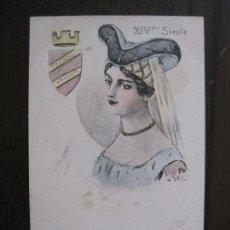 Postales: UTRILLO - MEDIANA ARAGON - POSTAL ANTIGUA - REVERSO SIN DIVIDIR -VER FOTOS-(52.406). Lote 117050155