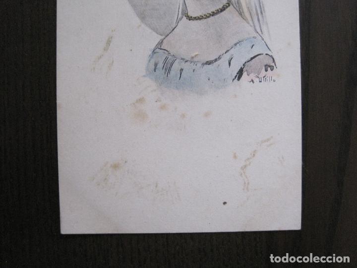 Postales: UTRILLO - MEDIANA ARAGON - POSTAL ANTIGUA - REVERSO SIN DIVIDIR -VER FOTOS-(52.406) - Foto 4 - 117050155