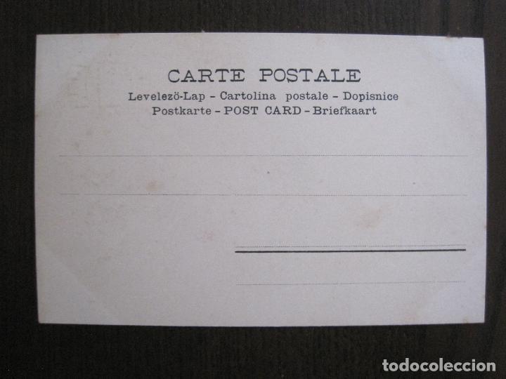 Postales: UTRILLO - MEDIANA ARAGON - POSTAL ANTIGUA - REVERSO SIN DIVIDIR -VER FOTOS-(52.406) - Foto 5 - 117050155
