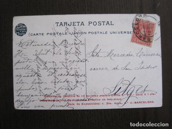 Postales: UTRILLO - SAN SEBASTIAN - ESTEVA FIGUERAS - POSTAL ANTIGUA -VER FOTOS-(52.407) - Foto 5 - 117050539