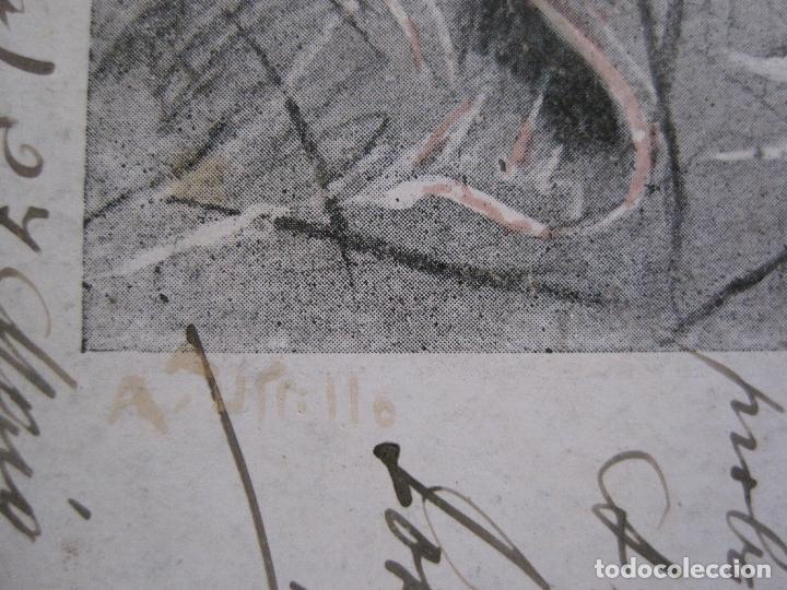 Postales: UTRILLO - POSTAL ANTIGUA- REVERSO SIN DIVIDIR -VER FOTOS-(52.408) - Foto 2 - 117050659