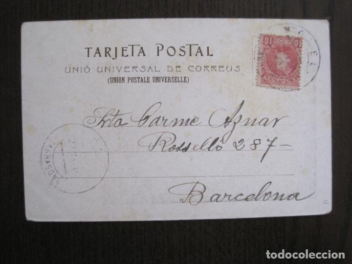 Postales: UTRILLO - POSTAL ANTIGUA- REVERSO SIN DIVIDIR -VER FOTOS-(52.408) - Foto 3 - 117050659