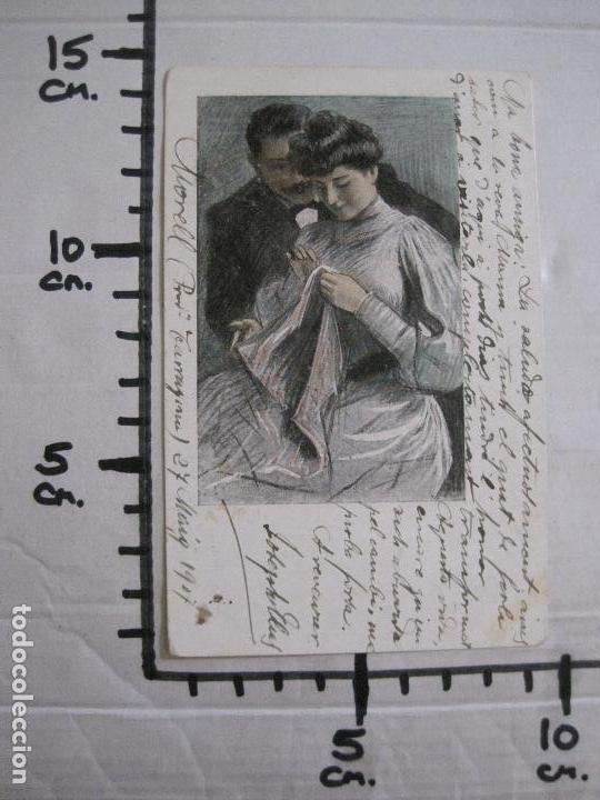 Postales: UTRILLO - POSTAL ANTIGUA- REVERSO SIN DIVIDIR -VER FOTOS-(52.408) - Foto 4 - 117050659