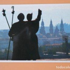 Postales: POSTAL SANTIAGO APÓSTOL - AGENCIA EFE. Lote 117835019