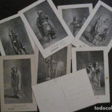 Postales: POSTAL ANTIGA - COL.LECCIO 8 POSTALS CANIGO - TEATRE -VER FOTOS -(52.617). Lote 117937283