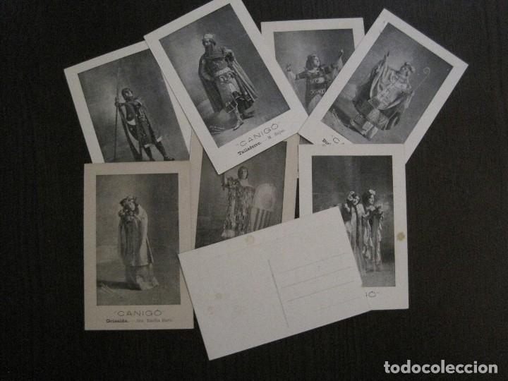 Postales: POSTAL ANTIGA - COL.LECCIO 8 POSTALS CANIGO - TEATRE -VER FOTOS -(52.617) - Foto 2 - 117937283