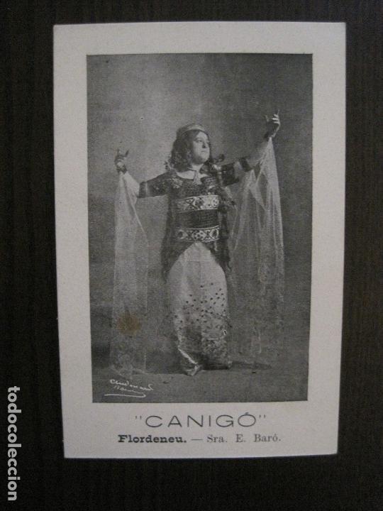 Postales: POSTAL ANTIGA - COL.LECCIO 8 POSTALS CANIGO - TEATRE -VER FOTOS -(52.617) - Foto 6 - 117937283