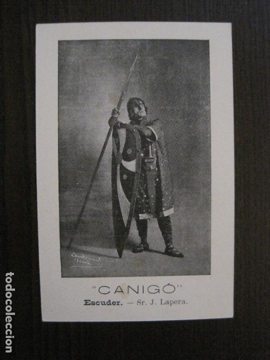 Postales: POSTAL ANTIGA - COL.LECCIO 8 POSTALS CANIGO - TEATRE -VER FOTOS -(52.617) - Foto 10 - 117937283