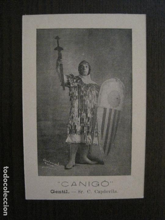 Postales: POSTAL ANTIGA - COL.LECCIO 8 POSTALS CANIGO - TEATRE -VER FOTOS -(52.617) - Foto 18 - 117937283
