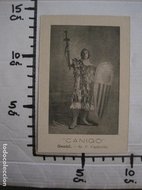 Postales: POSTAL ANTIGA - COL.LECCIO 8 POSTALS CANIGO - TEATRE -VER FOTOS -(52.617) - Foto 21 - 117937283