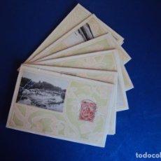 Postales: (PS-56360)LOTE DE 8 POSTALES COSTUMBRISTAS. Lote 122784127
